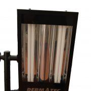 Mini unit light face contains 2 Philips PL01 36w tubes